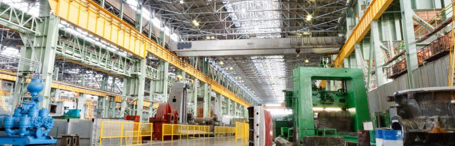 проекты промышленных зданий
